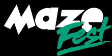 Logo MazeFest